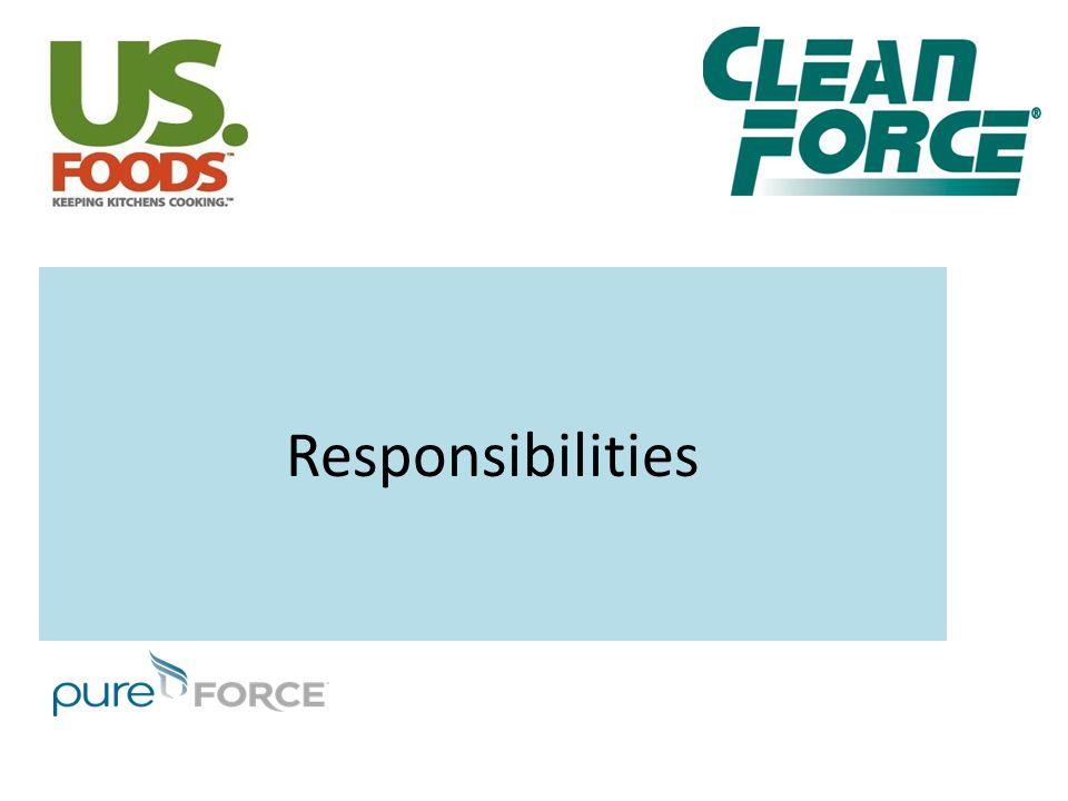 Responsibilities [SAY]
